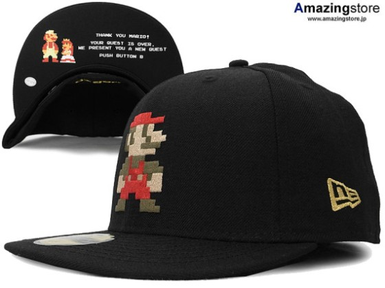 Nintendo X New Era  Super Mario Bros Collection (1)