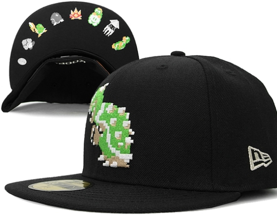 Nintendo X New Era  Super Mario Bros Collection (5)