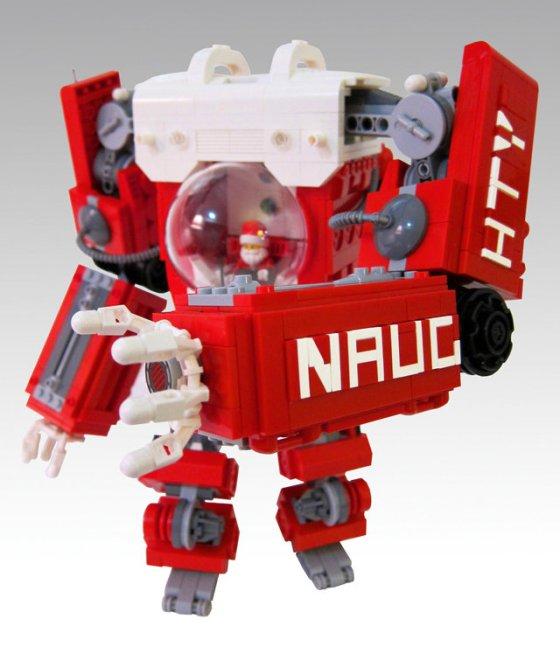 Père-Noel-2.0-LEGO-Santa-Mecha-4