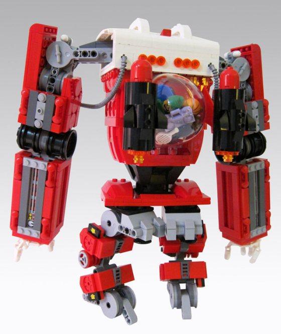 Père-Noel-2.0-LEGO-Santa-Mecha-7