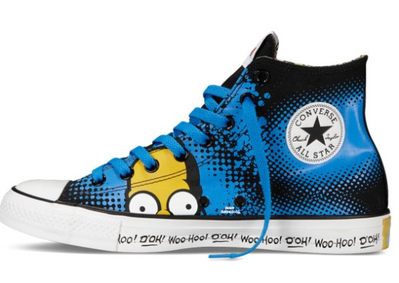 The Simpsons X Converse  (1)
