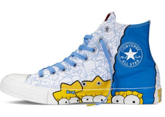 The Simpsons X Converse  (3)