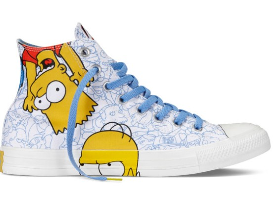 The Simpsons X Converse  (4)