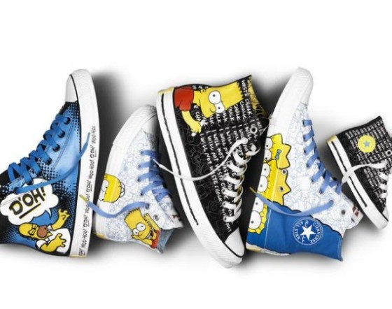 The Simpsons X Converse  (5)