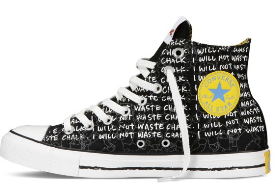 The Simpsons X Converse  (6)