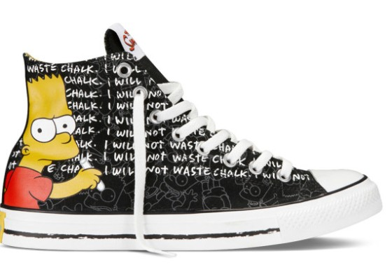 The Simpsons X Converse  (7)