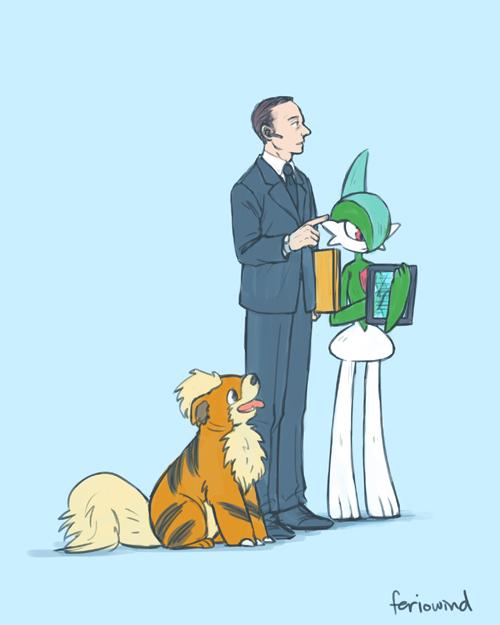 Et si les Avengers faisaient équipe avec les Pokémons (5)